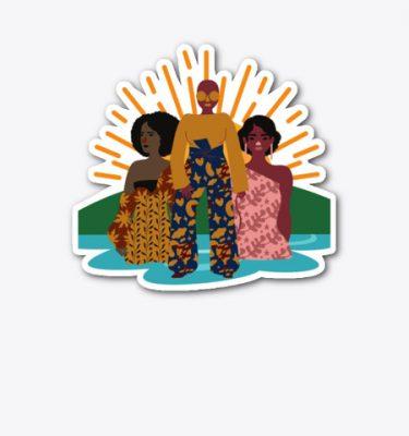 Black Girl Magic Stickers