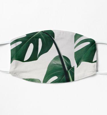 Palm Leaf FaceMask